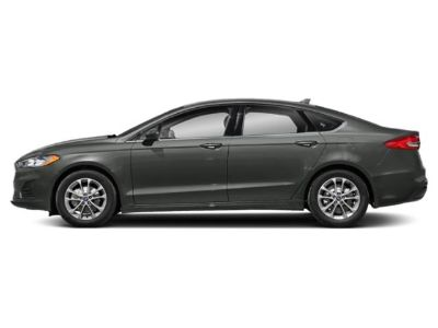 2019 Ford Fusion S FWD (Magnetic Metallic)