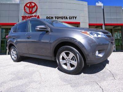 2015 Toyota RAV4 XLE (Magnetic Gray Metallic)
