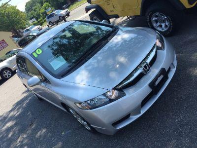 2010 Honda Civic LX (Alabaster Silver Metallic)