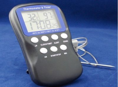 $12, New DHT Food Thermometer