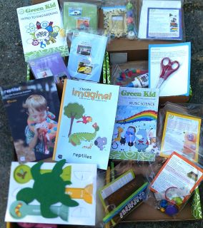 4 Boxes of Kids Craft Projects age 3 & up