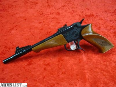 "For Sale: THOMPSON CENTER CONTENDER 45 Colt 410 Gauge PISTOL EARLY SHORT 10"" OCTAGON Barrel T/C"