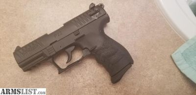 For Trade: Walther p22 for trade