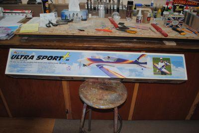 Great planes ultra sport