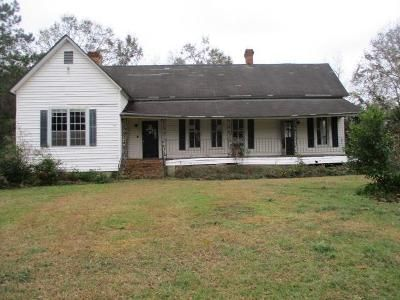 3 Bed 1 Bath Foreclosure Property in Cairo, GA 39828 - Piedmont Rd