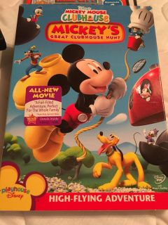 Mickey s Great Clubhouse Hunt DVD