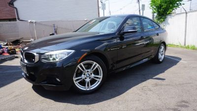 2015 BMW 3-Series 5dr 328i xDrive Gran Turismo A (Black)