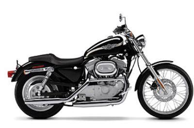 2003 Harley-Davidson XL 883C Sportster Custom Sport Louisville, TN