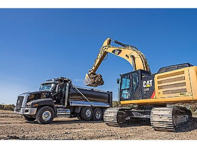 Attention: Heavy duty truck and construction equipment financing brokers