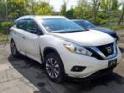 Salvage 2017 NISSAN MURANO S for Sale