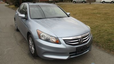 2011 Honda Accord 4dr I4 Auto EX (BLUE)