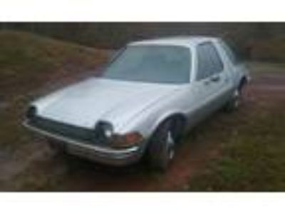 1976 AMC Pacer Original