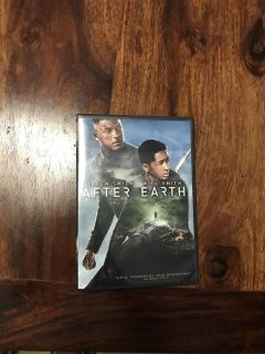 After Earth DVD - Like New