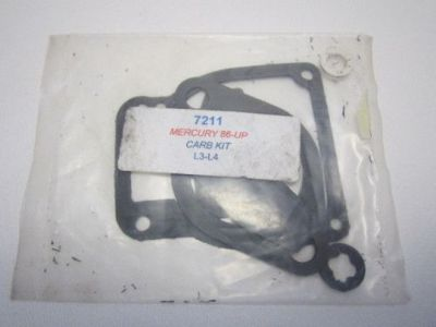 Sell NEW Mercury 3/4CYL Carburetor Kit OEM #1395-811223 1 - Free Shipping motorcycle in Lake Worth, Florida, United States, for US $8.50