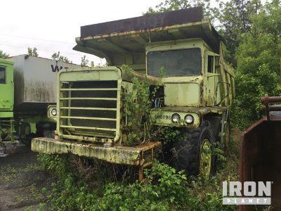 Euclid Off-Road End Dump Truck