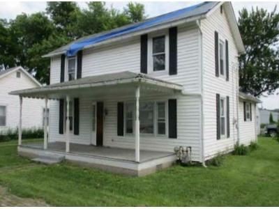 3 Bed 1 Bath Foreclosure Property in Chauncey, OH 45719 - High St