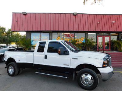 2006 Ford F350 Super Duty