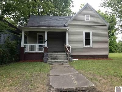 2 Bed 1 Bath Foreclosure Property in Paducah, KY 42003 - Husbands St