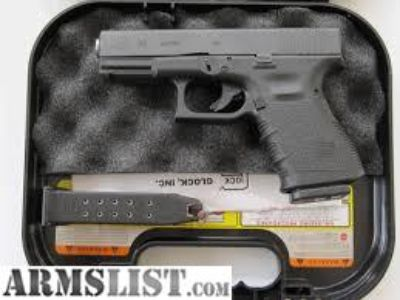 For Sale: GLOCK 19 FOR SALE
