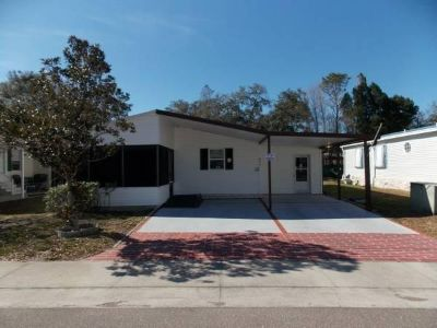 $15,500, 2br, Manufactured Home 1990 Fleetwood, 2 Beds, 2 Baths in Forest Lakes Zephyrhills