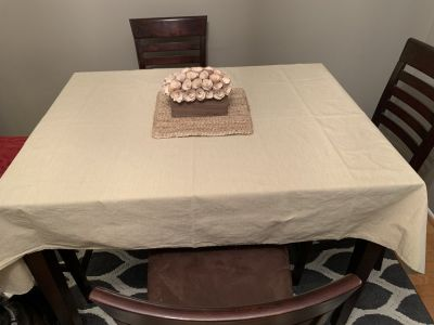 Table cloth - oblong