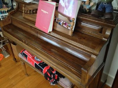 $550 OBO Piano - Kimball Upright