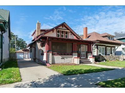 4 Bed 2 Bath Foreclosure Property in Racine, WI 53405 - Deane Blvd