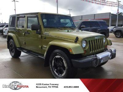 2008 Jeep Wrangler Unlimited Sahara ()