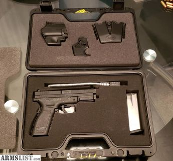 For Sale: Springfield XD9 For Sale $450 OBO