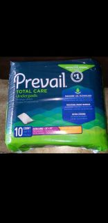 20 Extra Large Super Absorbent Underpads and 39 Regular Underpads