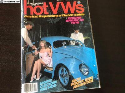 Hot VW's Cover Car ,Bug in #31 Winner Full Custom