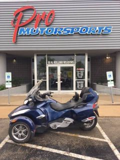 2010 Can-Am Spyder RT-S SM5 Trikes Motorcycles Fond Du Lac, WI