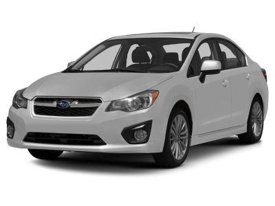 2012 Subaru Impreza 2.0i Premium (Ice Silver Metallic)