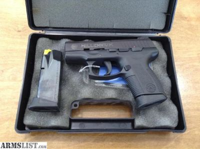 For Sale: Used Taurus PT111 Pro (9mm)