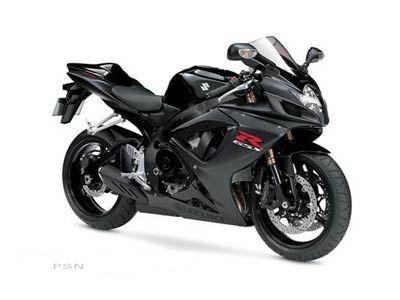 2007 Suzuki GSX-R600 SuperSport Motorcycles Laurel, MD