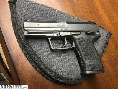 For Trade: HK USP 9mm