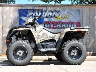 2018 Polaris Sportsman 570 Camo Utility ATVs Katy, TX