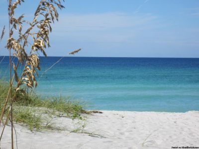 Vacation on the Shore with water views of Gulf of Mexico