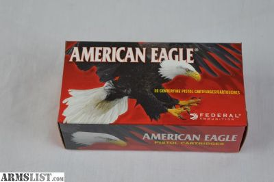 For Sale: American Eagle 38 Special
