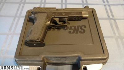 For Trade: Sig P226 Nitron