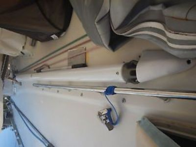 "Buy Spinnaker Reaching Staysail Pole Complete With Hardware 6'6"" Excellent Sailboat motorcycle in Deerfield Beach, Florida, United States"