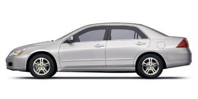 2007 Honda Accord EX (Sapphire Blue Pearl)