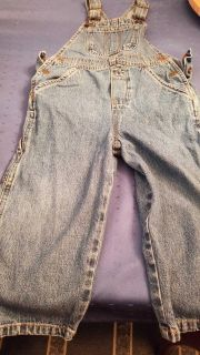 FADED GLORY overalls 3T