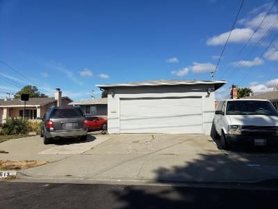 3 Bed 2 Bath Preforeclosure Property in Hayward, CA 94544 - Minerva St