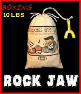 Rock Jaw Neck and Jaw Strengthener ,Boxing ,MMA,Fight Game