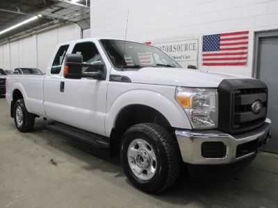 2012 Ford Super Duty F-250 XL 4WD Ext Cab Long Bed