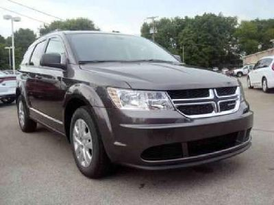 New 2018 Dodge Journey FWD