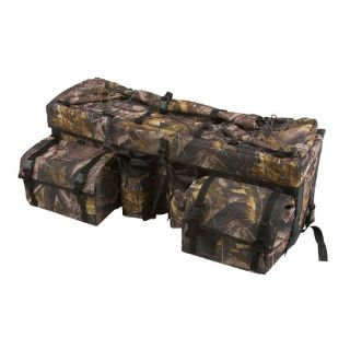 """Find Camo 33"""" ATV Rear Rack Soft-Luggage Storage Cargo Gear Bag ATV-RBG-9030-CAMO motorcycle in West Bend, Wisconsin, United States"""