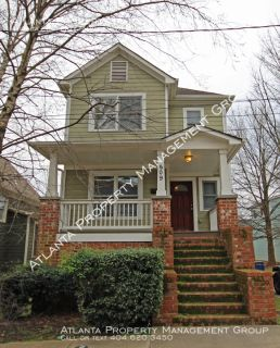 3 bedroom in Old Fourth Ward