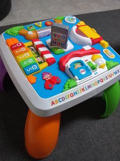 Musical Activity Table